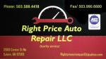 Right Price Auto Repair LLC
